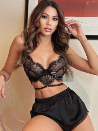 Regina, 23 years old Brazilian escort in London